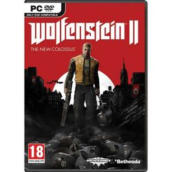 Wolfenstein 2: The New Colossus (Collector 'Edition)
