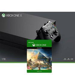 Xbox One X 1TB + Assassin Creed: Origins CZ