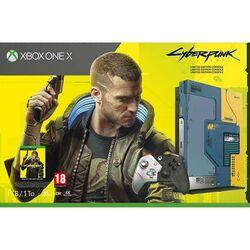 Xbox One X 1TB (Cyberpunk 2077 Limited Edition Bundle) - OPENBOX (Rozbalený tovar s plnou zárukou)