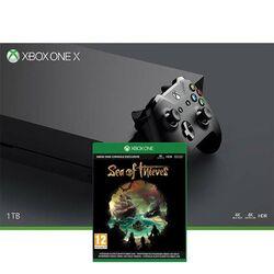 Xbox One X 1TB + Sea ofThieves