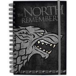 Zápisník Game of Thrones: Stark
