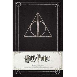 Zápisník Harry Potter Deathly Hallows