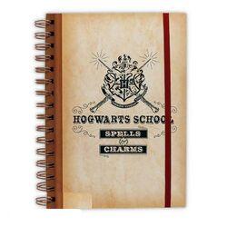 Zápisník Harry Potter-Hogwarts Scool
