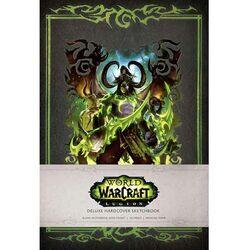 Zápisník World of Warcraft-Legion Deluxe Sketchbook