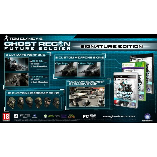 Tom Clancy's Ghost Recon: Future Soldier (Signature Edition)
